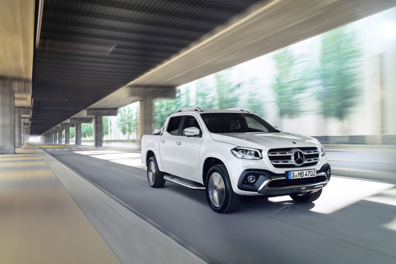 Mercedes-Benz Clase X Power