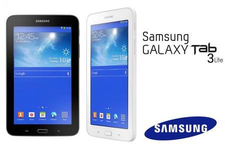Galaxy Tab 3 Lite, la tablet económica de Samsung ya es oficial