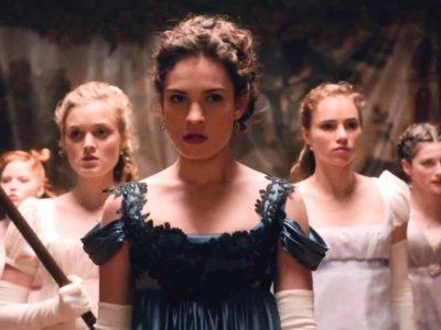 'Orgullo y Prejuicio y Zombis', tráiler y póster de una alocada adaptación de Jane Austen