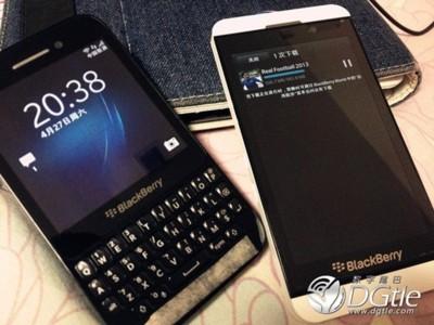 BlackBerry R10 ahora en negro, con especificaciones