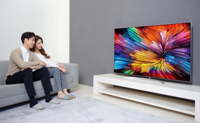LG sigue evolucionando su gama alta de televisores LCD: tecnología Nano Cell y mayor soporte HDR