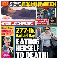 En su línea, la portada de Globe