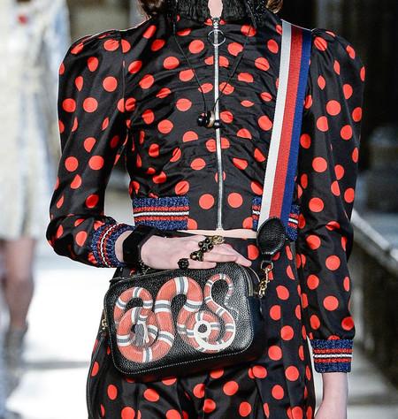 Gucci Crucero 2017 Detail Stripe 2