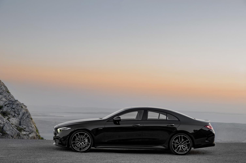 Foto de Mercedes-AMG CLS 53 4Matic+ (19/20)