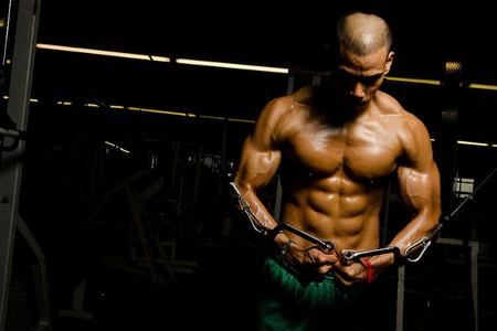 como no perder masa muscular sin ir al gym