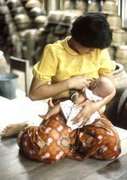 Efectos causados por el arsénico en los futuros bebés
