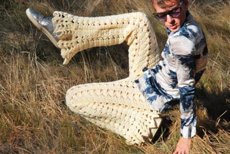 Crochet Shorts Schuyler Ellers Lord Von Schmitt 9