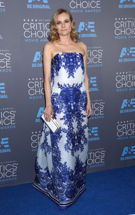 Diane Kruger Critics Choice Movie Awards 2015