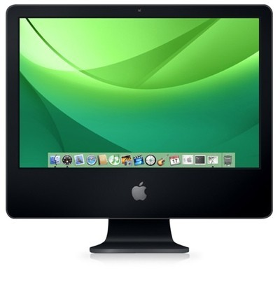 Rumor: iMac de color negro