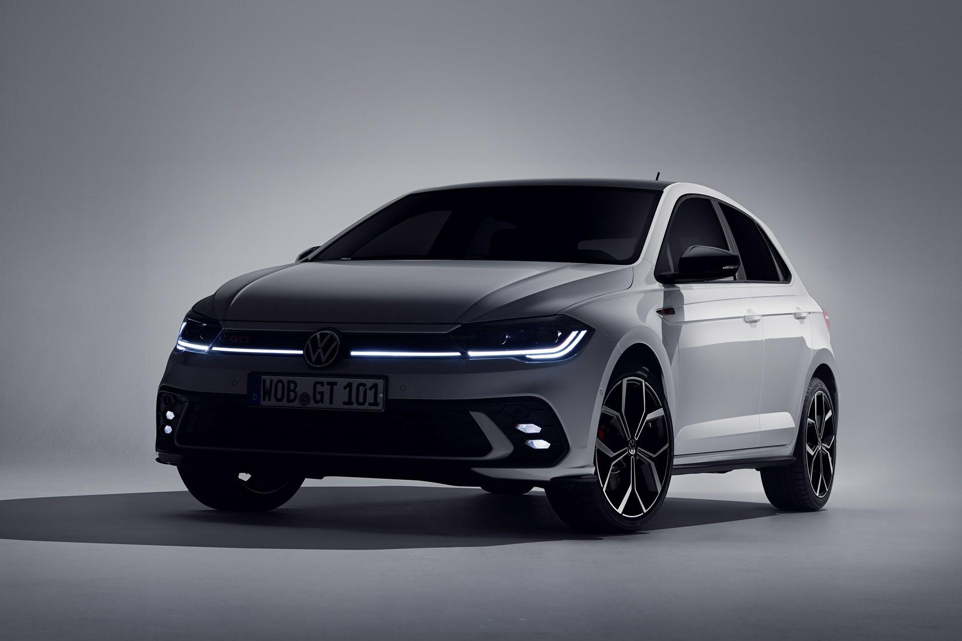 Foto de Volkswagen Polo GTI 2022 (5/17)