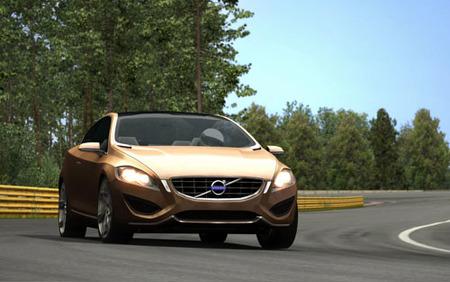 Volvo lanzará un juego gratuito del S60