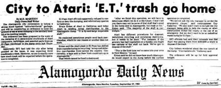 Atari E.T.
