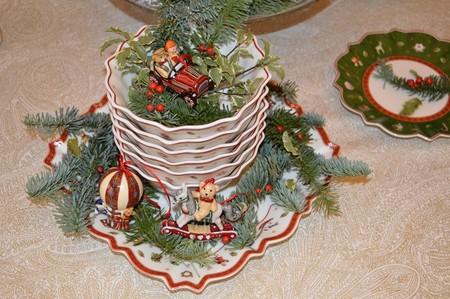 Consejos para decorar una mesa