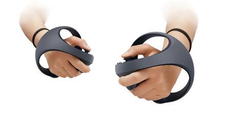 Sony presenta los peculiares mandos de su futuro visor de realidad virtual para PlayStation 5: los gatillos adaptativos llegan a la VR