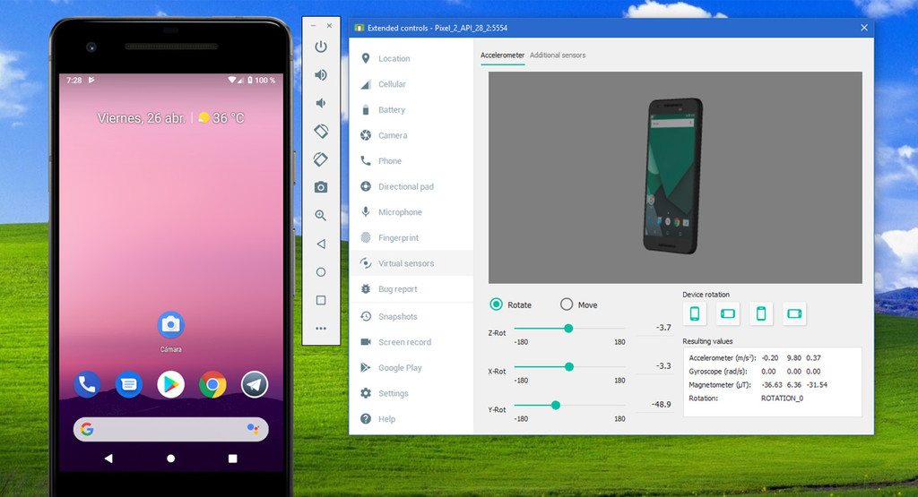 Cómo construir el emulador de Android-OS Studio para aprovechar Android-OS en el Ordenador