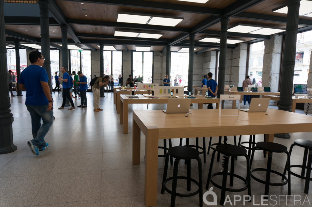 Foto de Apple Store, Puerta del Sol (30/92)