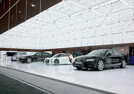 Audi CES Las Vegas 2012
