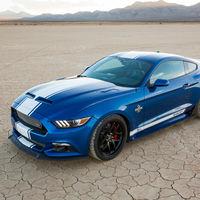 ¡Ha llegado un nuevo rey! Shelby celebra 50 años del Super Snake con una edición especial de 750 hp
