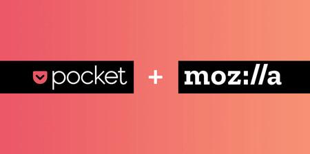 Pocket anuncia a sus usuarios que oficialmente ya es un producto de Mozilla
