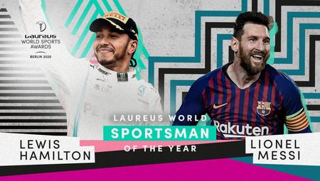 Otro ninguneo de los Laureus a MotoGP: Lewis Hamilton y Leo Messi le quitaron el premio de 2019 a Marc Márquez