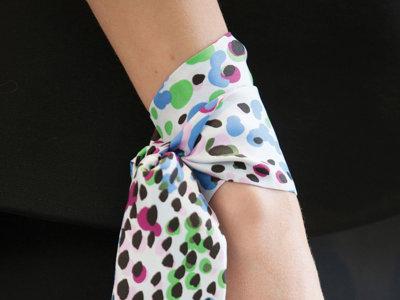 El foulard Mitzah, la última joyita de la colección crucero de Dior