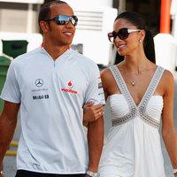 Lewis Hamilton y Nicole Scherzinger lo dejan, ahora sí