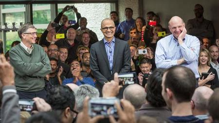 CEOs de Microsoft