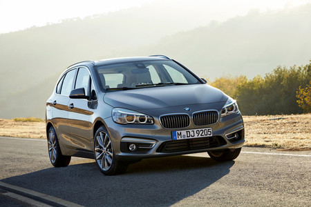 BMW Serie 2 Active Tourer - vista frontolateral