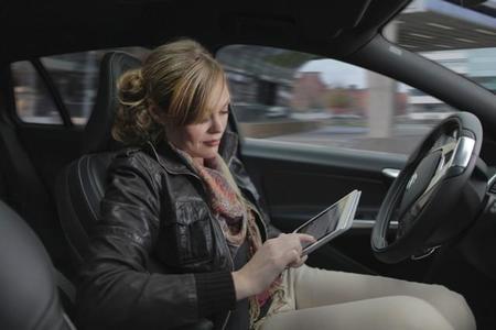Volvo presentará los autos...¡que se manejan solos!