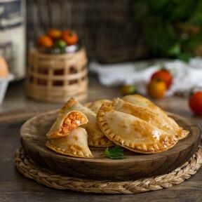 Empanadillas de bacalao al horno, un plato de pescado irresistible para los peques