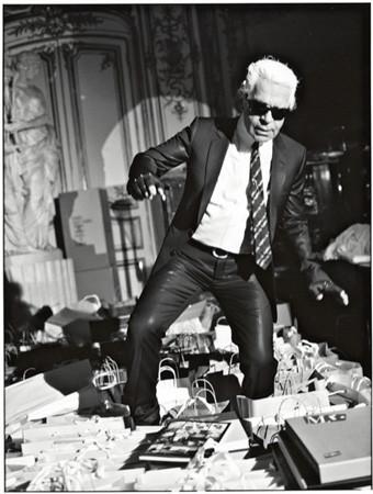 ¡Tendremos bolsos y complementos de Karl Lagerfeld!