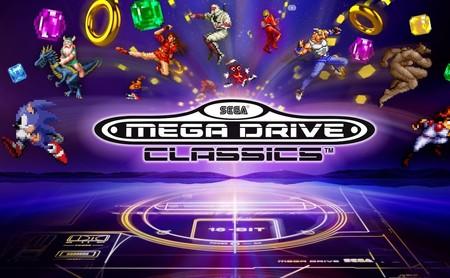 Análisis de SEGA Mega Drive Classics, una presentación de lujo para una colección con grandes ausencias
