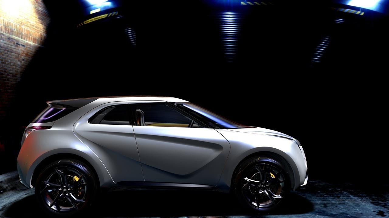 Foto de Hyundai CURB en el Salón de Detroit (26/29)
