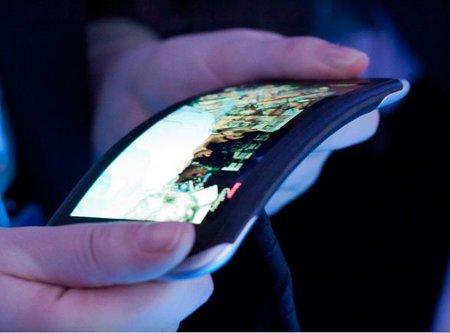 Prototipo Nokia Kinetic... girando la interfaz