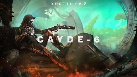 Cayde-6  es el protagonista absoluto del nuevo tráiler de Destiny 2