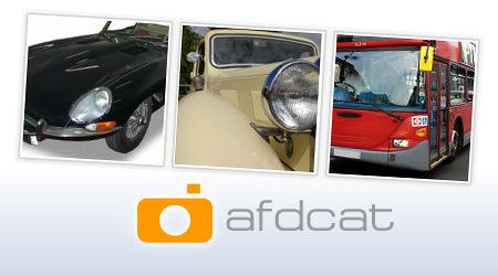 Concurso de la AFDCAT: El mundo del motor