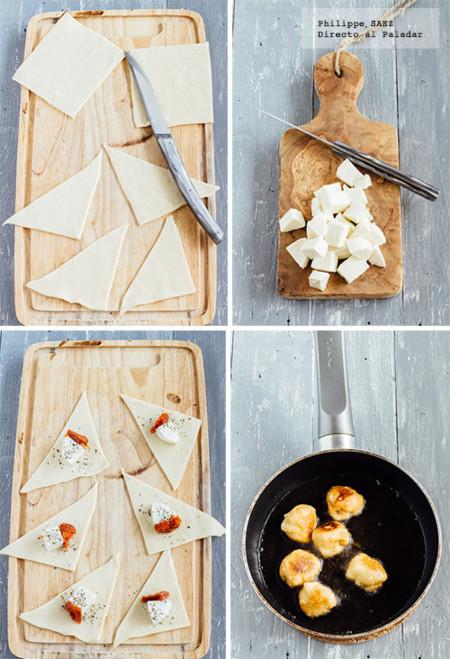 Bocado Mozzarella Chorizo 2