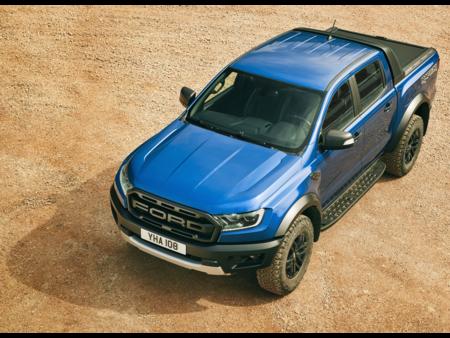 Ford Ranger Raptor Pickup Precio Mexico 5