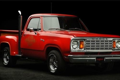 La RAM 1500 TRX de 712 CV no es una locura transitoria, es reencarnación de las pick-up deportivas de Dodge que nacieron en 1978