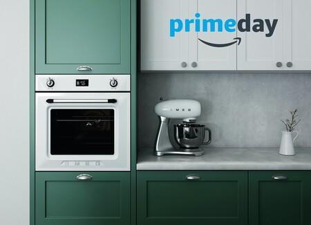 Las mejores ofertas del día en el Prime Day 2021 de Amazon en hogar: cafeteras, robots de cocina, planchas, aspiradoras y más