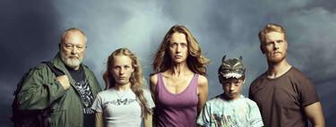'Que viene el lobo': un notable drama familiar en Movistar+ que aborda con inteligencia un ambiguo caso de violencia doméstica