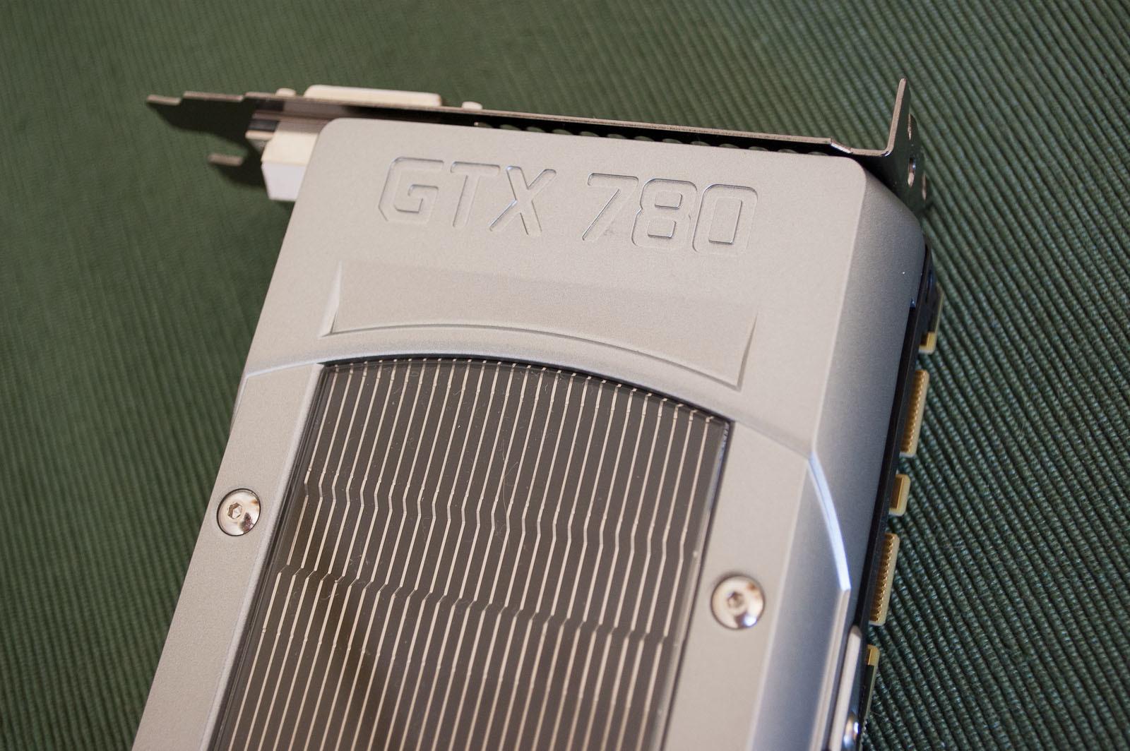 Foto de NVidia GTX 780, análisis (1/15)