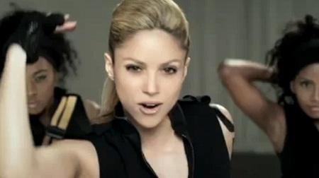 El nuevo vídeo de Shakira
