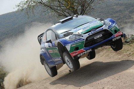 Rally de México 2012: los pinchazos dilapidan las opciones de los Ford