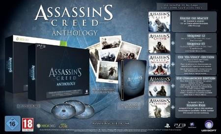 Trailer de lanzamiento de 'Assassin's Creed: Anthology'. Lección de historia