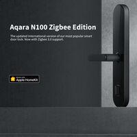 La cerradura conectada N100 de Aqara llega a Europa: compatible con HomeKit, incluye además timbre para avisar en el móvil