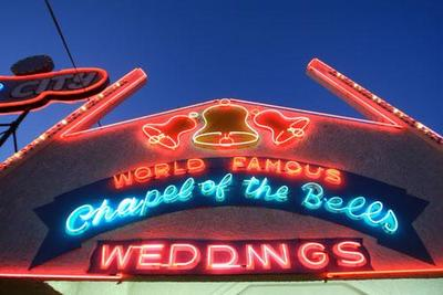 Cómo casarse en Las Vegas