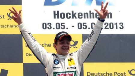 Augusto Farfus tira de estrategia y consigue la victoria en Hockenheim