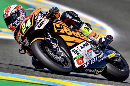 Simone Corsi Moto2 Gp Francia 2016