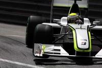 Los Brawn GP se pasean por las calles de Mónaco